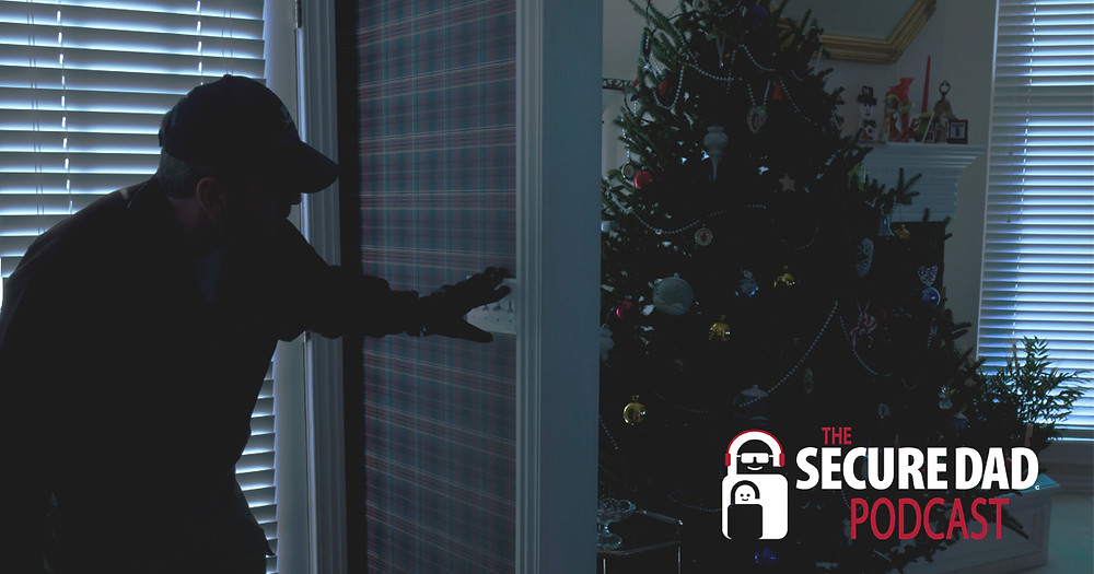 Holiday Home Security Tips | The Secure Dad