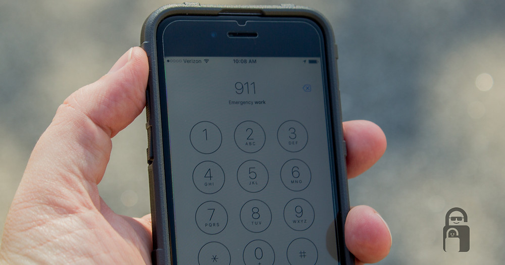 Calling 911 | The Secure Dad