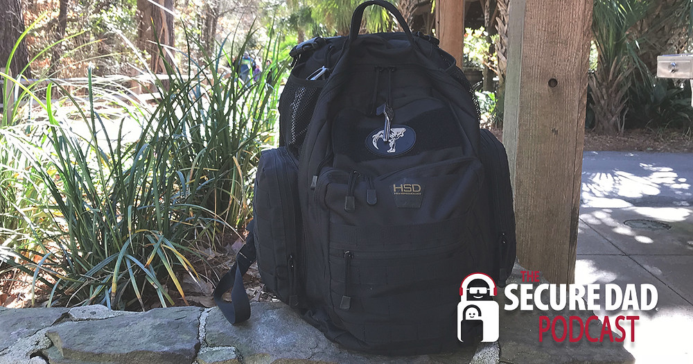 What is an EDC Bag | The Secure Dad Podcast