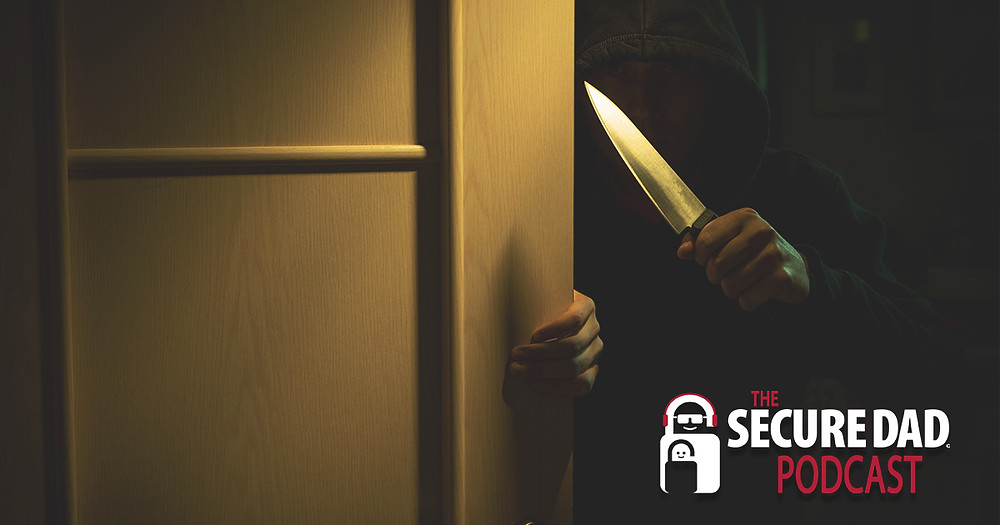 Don't Answer The Door | The Secure Dad