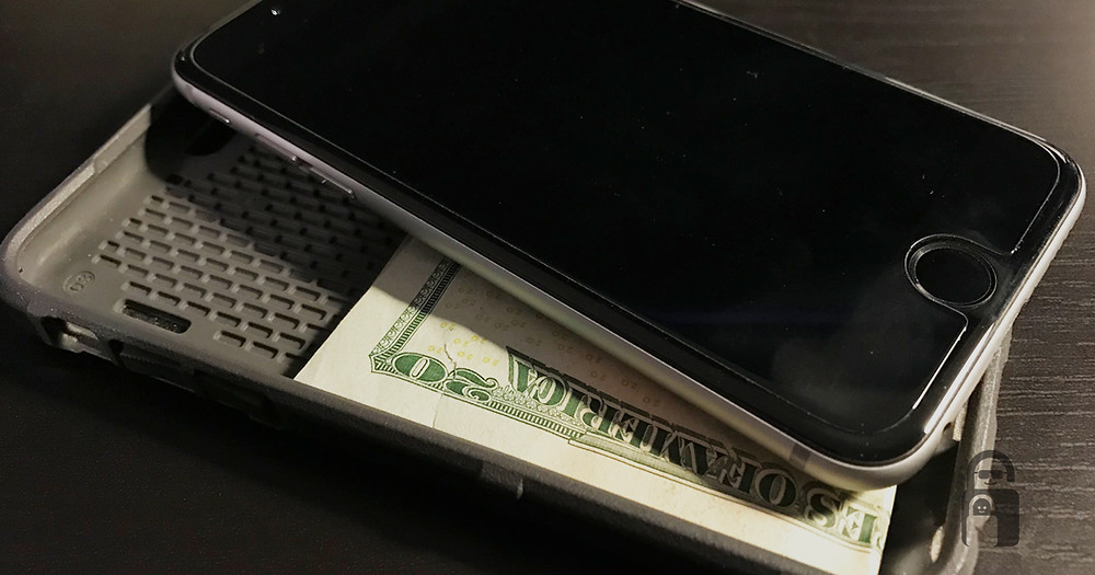 Phone Case Money Hack | The Secure Dad | Secure Dad