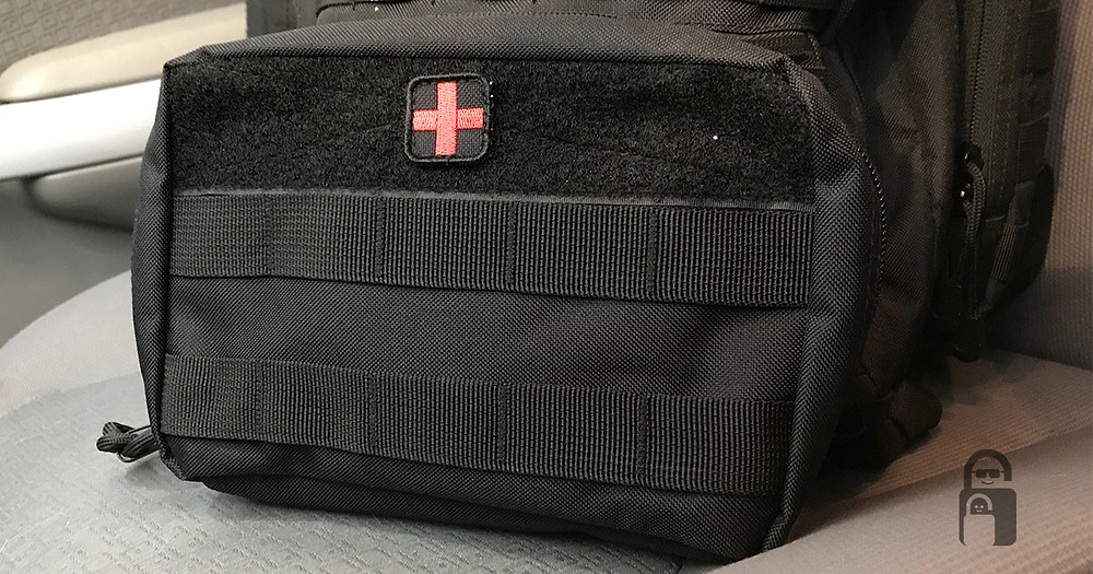 High Speed Daddy Tactical Family First Aid Pouch | The Secure Dad