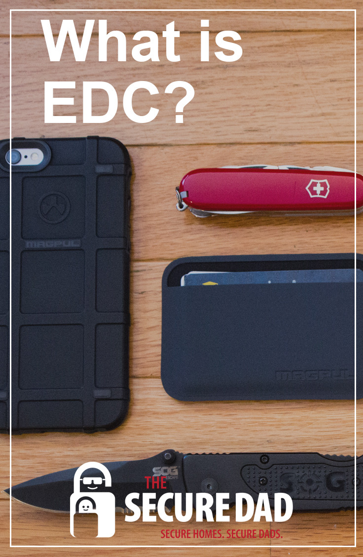 What is EDC? | The Secure Dad