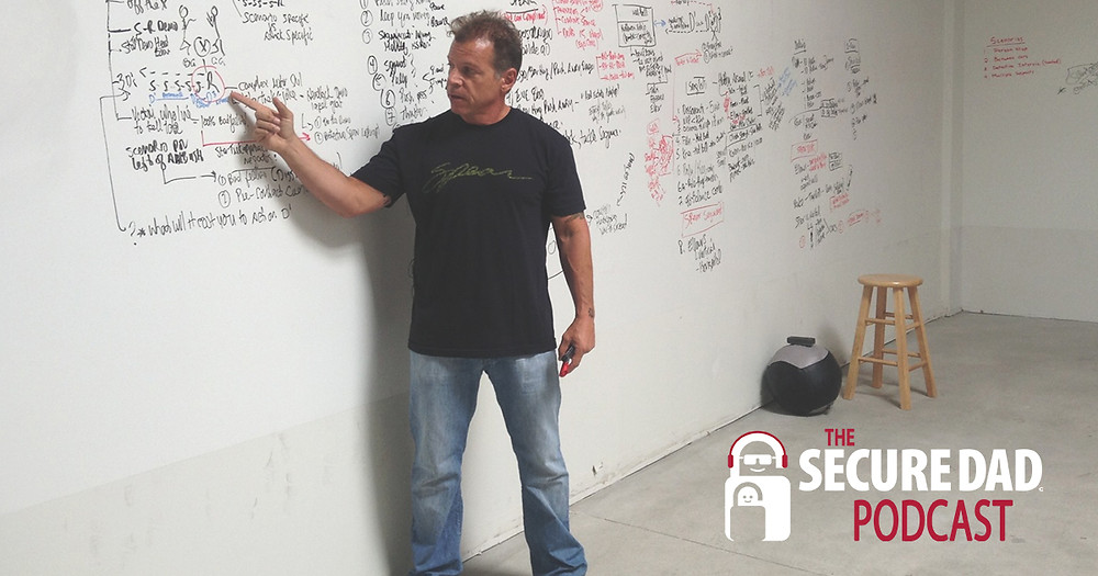 Know Fear with Tony Blauer | The Secure Dad Podcast
