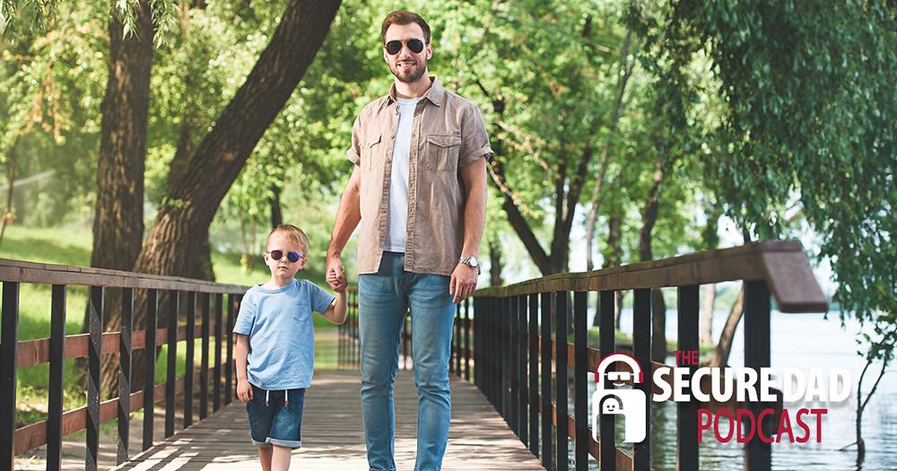 Fatherhood Patrick Antonucci Dad Hackers | The Secure Dad