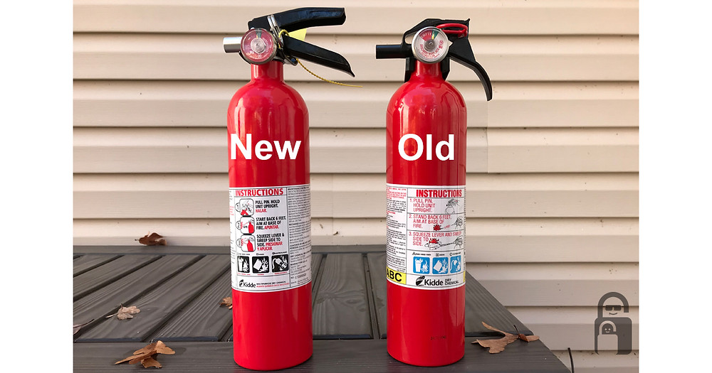 Kidde Fire Extinguisher Recall | The Secure Dad