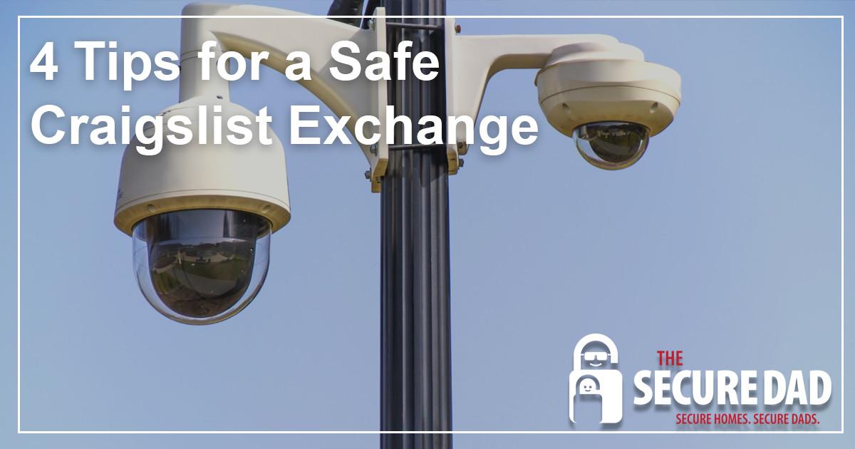 4 Tips for a Safe Craigslist Exchange