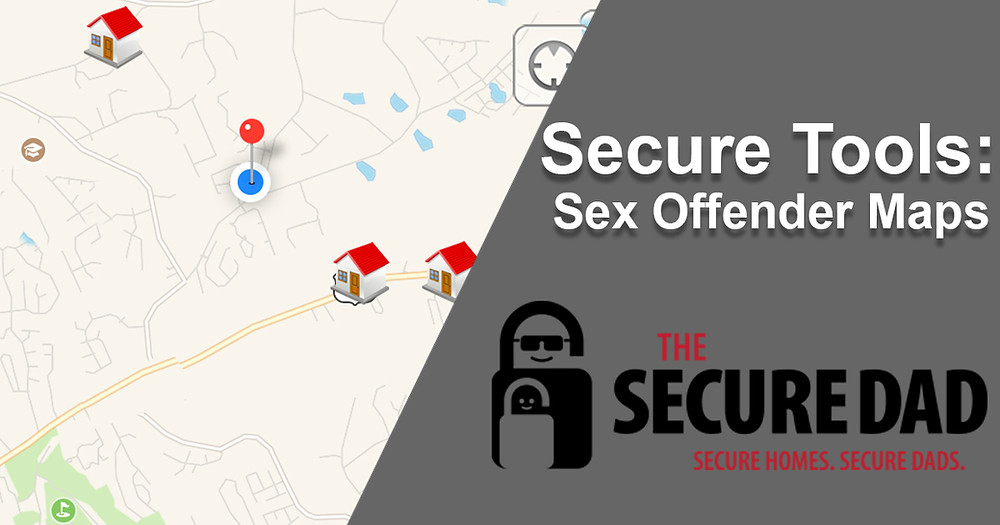 Sex Offender Maps | The Secure Dad | Secure Dad