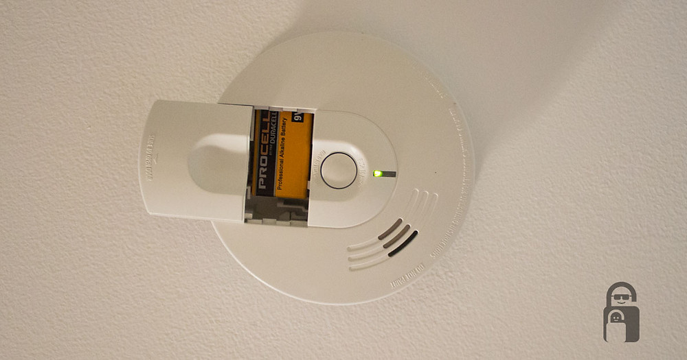 Smoke Alarm | The Secure Dad 101 | Fire Safety | Secure Dad | Fire Alarm | Battery | Fire | Safety