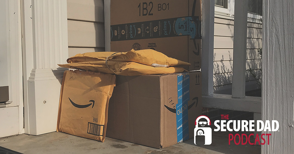 How to keep your packages safe | The Secure Dad