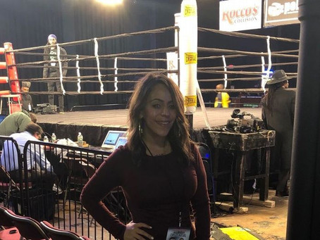 [ESPN] Michelle Rosado is all about hard work in the boxing world