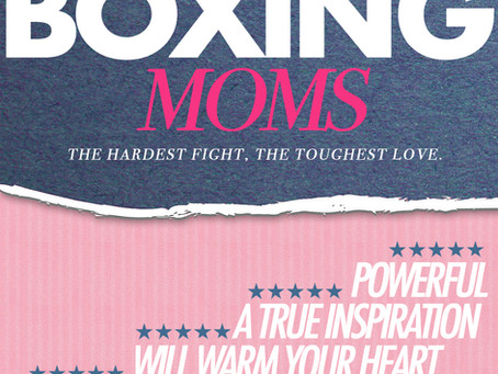 RAGING BABE MICHELLE ROSADO SET TO LAUNCH BOXING MOMS  WEB SERIES