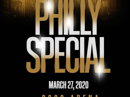 RAGING BABE RETURNS MARCH 27 WITH PHILLY SPECIAL AT 2300 ARENA