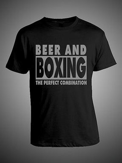 Beer and Boxing