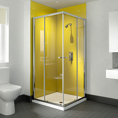iTWO Corner Entry Shower Enclosure