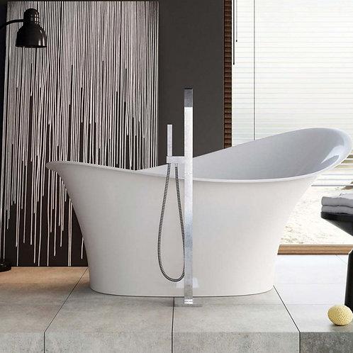 Wave 1750mm Freestanding Bath