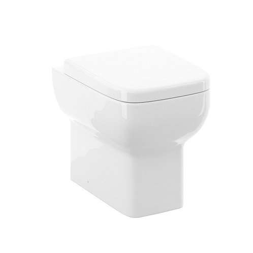 Noto Back To Wall Toilet & Soft Close Seat
