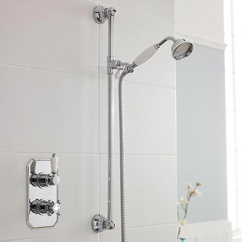 RT Thermostatic Bar Shower & Slide Rail Kit