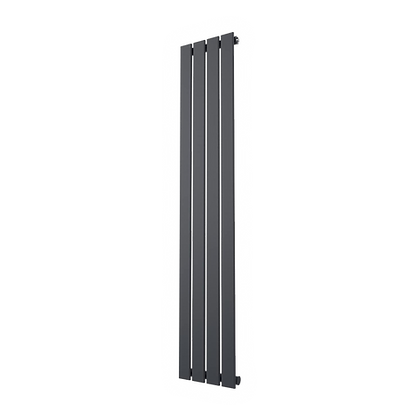 Affinity 1800 x 308mm Single Anthracite Vertical Radiator