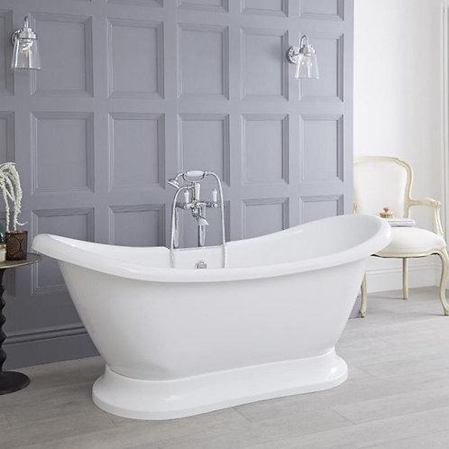Monarch 1800mm Freestanding Bath