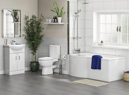 5 trendy bathroom suite ideas for 2020