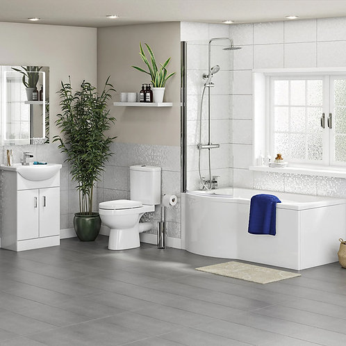 Purity Complete Bathroom Package