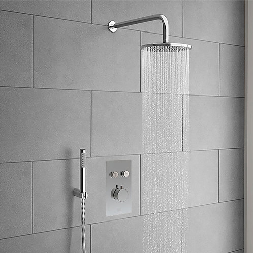 Aversa Smart Control Round Concealed Shower Kit