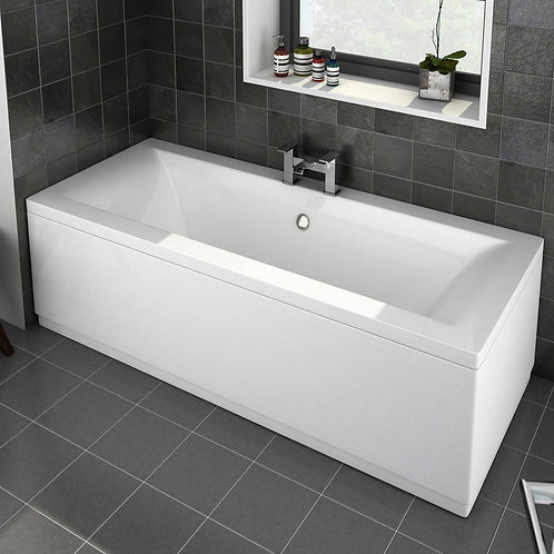 Hudson Double Ended Bath