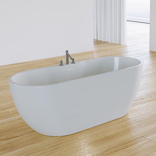 Mari Freestanding Acrylic Bath