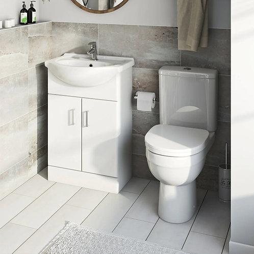 Sofia 550mm Cloakroom Suite