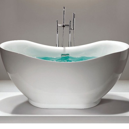 Hilton 1700mm Freestanding Bath