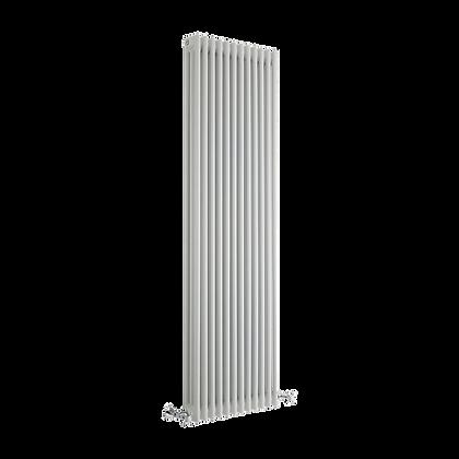 Tradicio 1800 x 560mm White Vertical Three Column Radiator