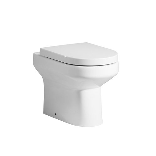 Debut Back to Wall Pan & Soft Close Seat