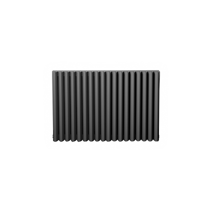 Valerio 550 x 880mm Anthracite Vertical Designer Radiator