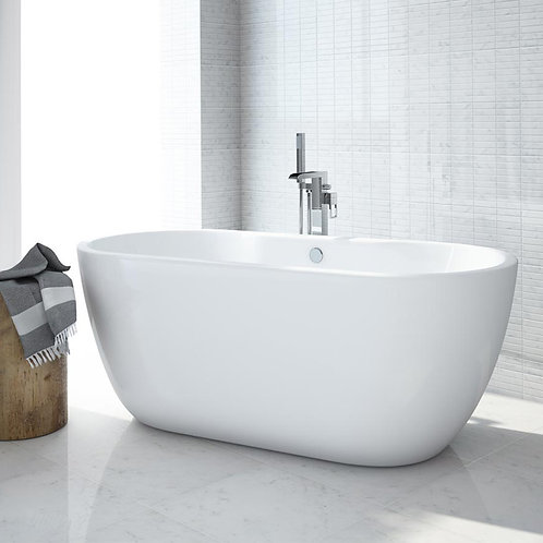 Kady 1640mm Freestanding Bath