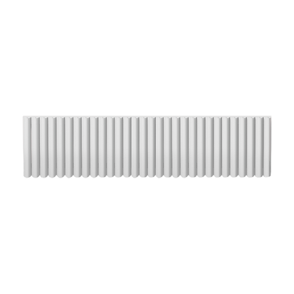 Valerio 350 x 1420mm White Vertical Designer Radiator