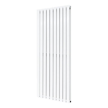 Affinity 1800 x 616mm Double White Vertical Radiator