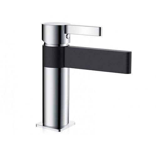 Josh Black & Chrome Basin Mono Tap
