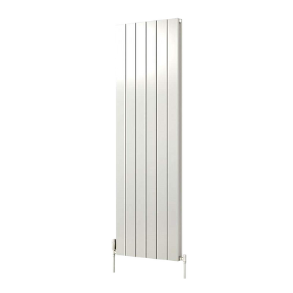 Affinity 1800 x 462m Double White Vertical Radiator