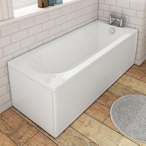 Clifden 1700 x 750mm Single Ended Bath