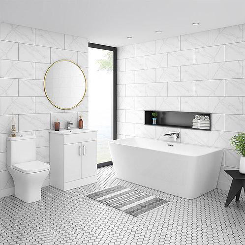 Alannah Freestanding Bath Suite