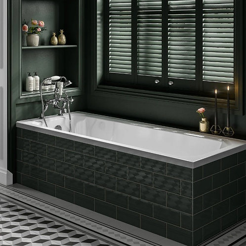 Cavendish 1700mm Single Ended Bath