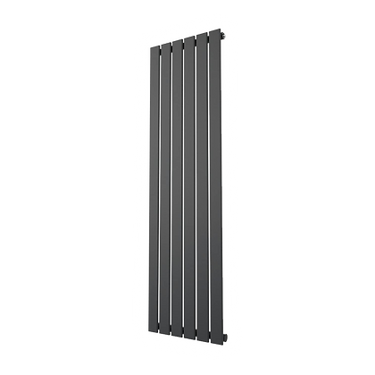 Affinity 1800 x 462m Single Anthracite Vertical Radiator