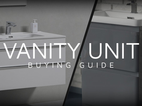 Bathshed's Vanity Unit Buying Guide