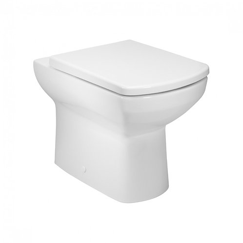 Vibe Back To Wall Toilet With Seat