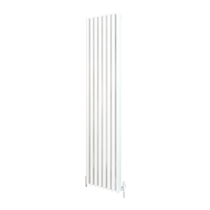 Valerio 1800 x 375mm White Vertical Designer Radiator