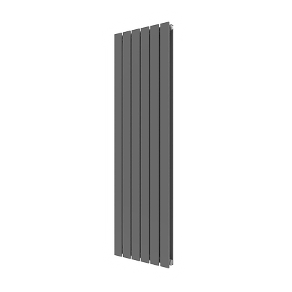Affinity 1800 x 462m Double Anthracite Vertical Radiator