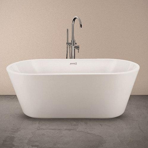 Zoe 1700mm Freestanding Bath
