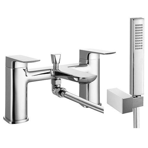 Velar Chrome Bath Shower Mixer