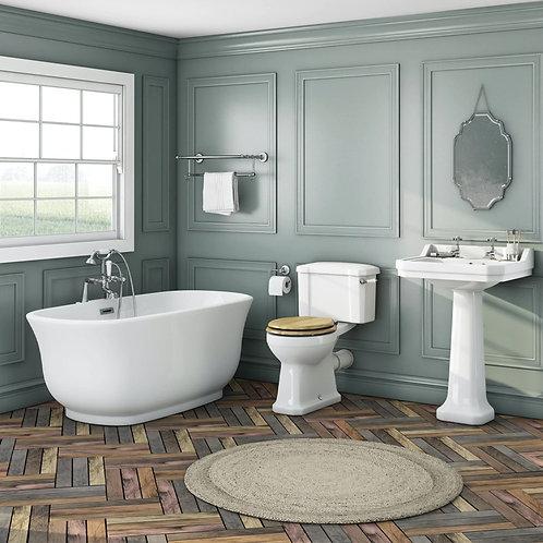 Clodagh Freestanding Bath Suite